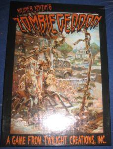 Zombiegeddon - Box