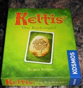 Keltis: Das Kartenspiel - Die Box