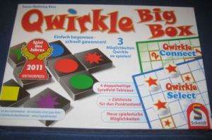 Qwirkle - die Big Box