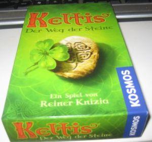 Keltis: Das kleine Spiel - Die Box
